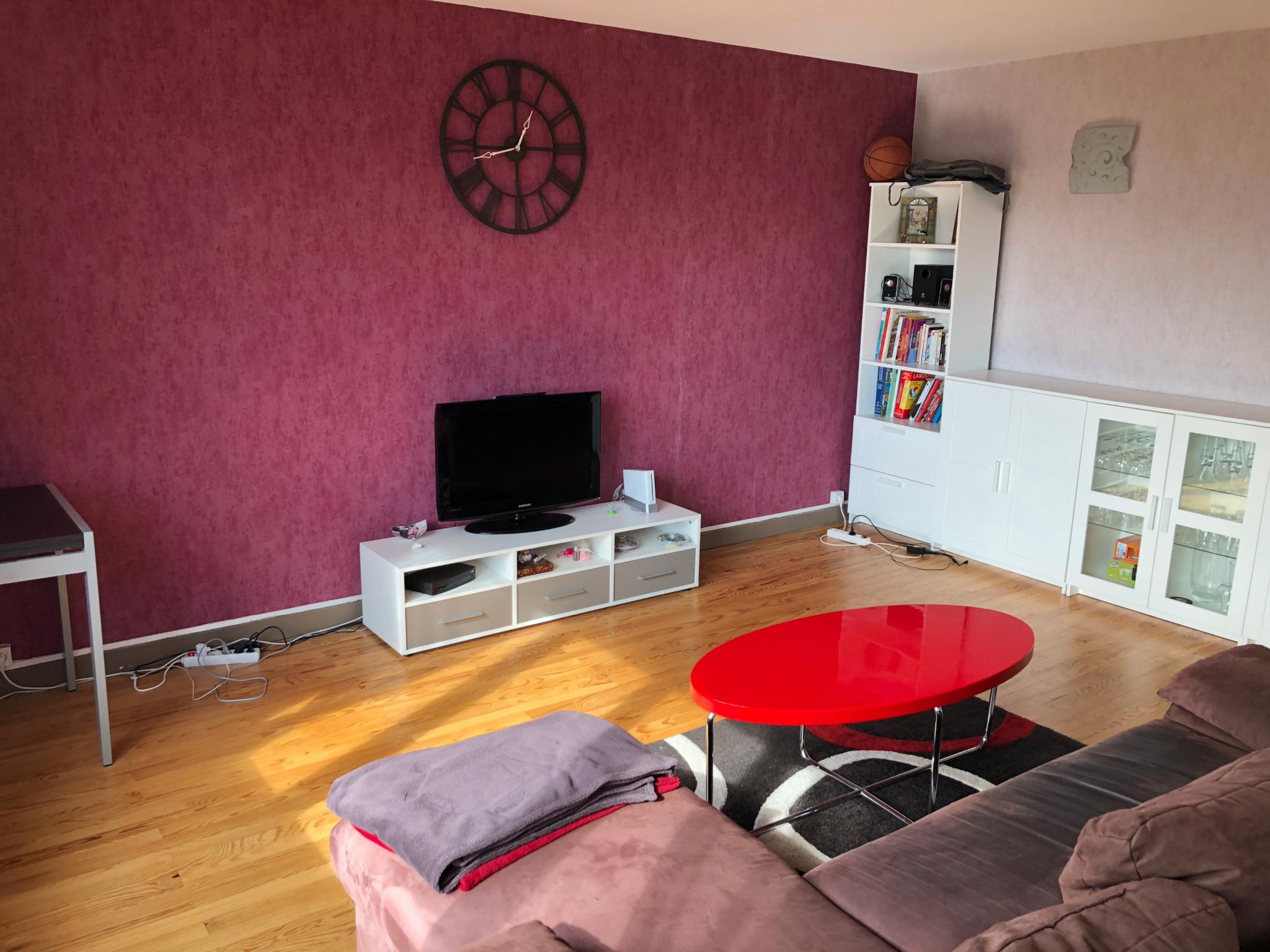 Vente Appartement T3 Refait à neuf vue imprenable  à Clermont ferrand