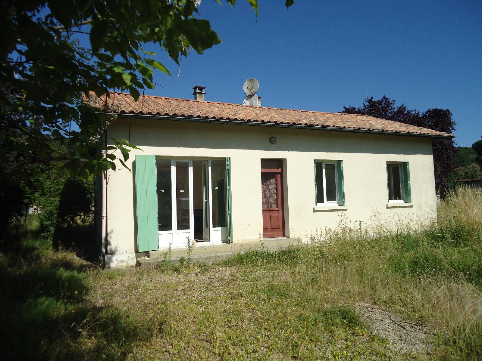 Annonce vente maison vianne 47230 85 m 90 000 for Agencement maison plein pied