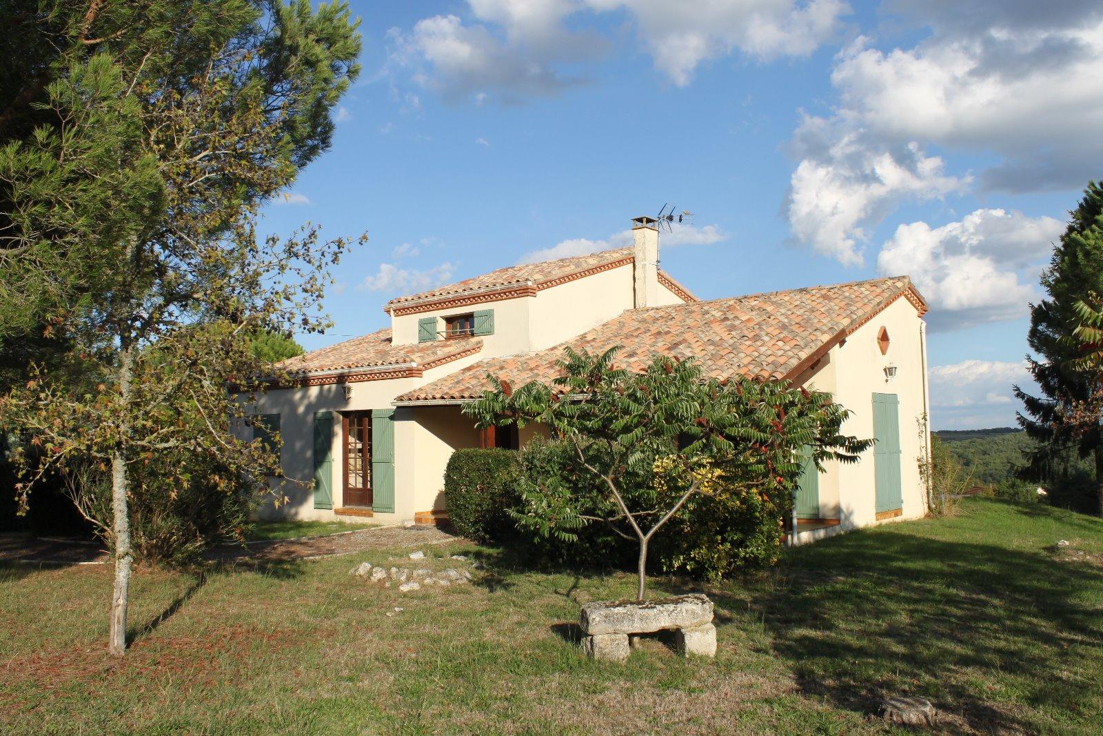 Annonce vente maison auvillar 82340 150 m 209 000 for Vente maison a